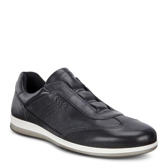 ECCO Hayden Sneaker Tie (BLACK)