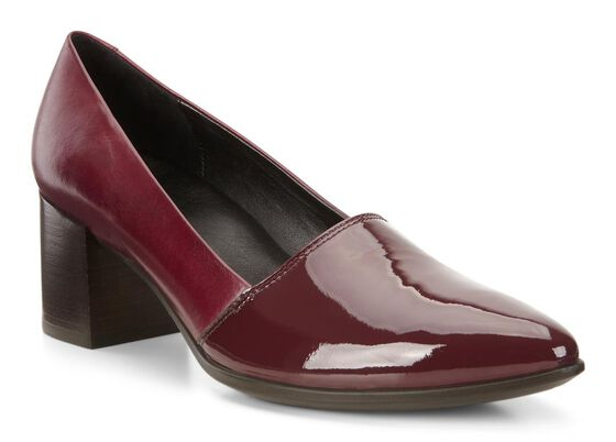 ECCO Shape 45 Pointy Block (BORDEAUX/MORILLO)