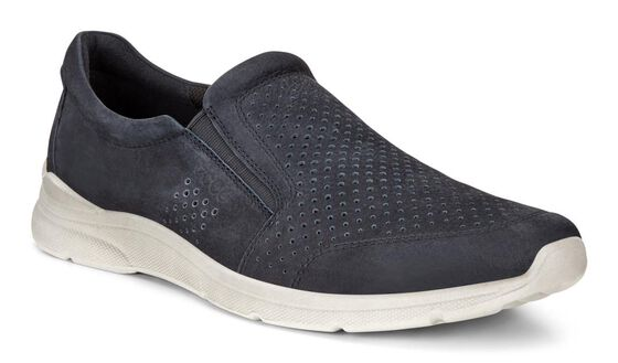 ECCO Irving Casual Slip On (NAVY)