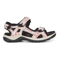 ECCO Womens Offroad SandalECCO Womens Offroad Sandal in CORAL BLUSH (01255)