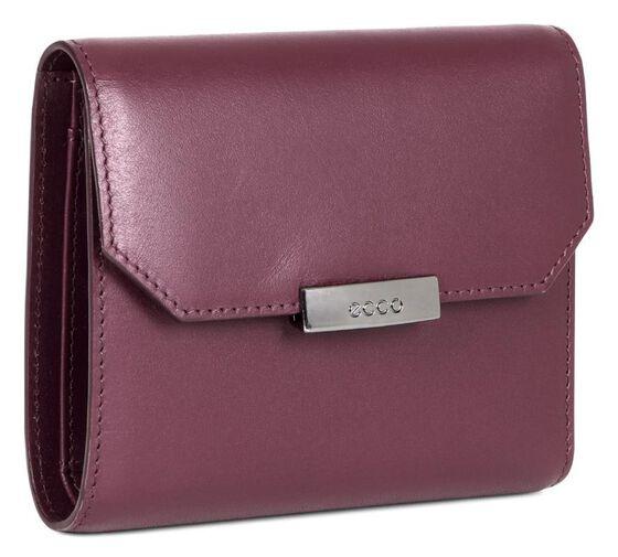 ECCO Glade French Wallet (MORILLO)