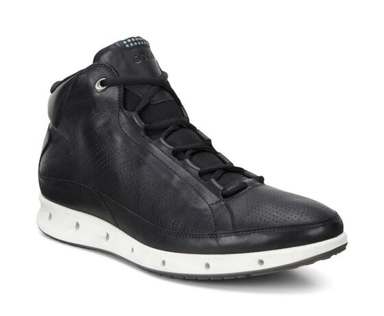 ECCO Mens Cool GTX High (BLACK)