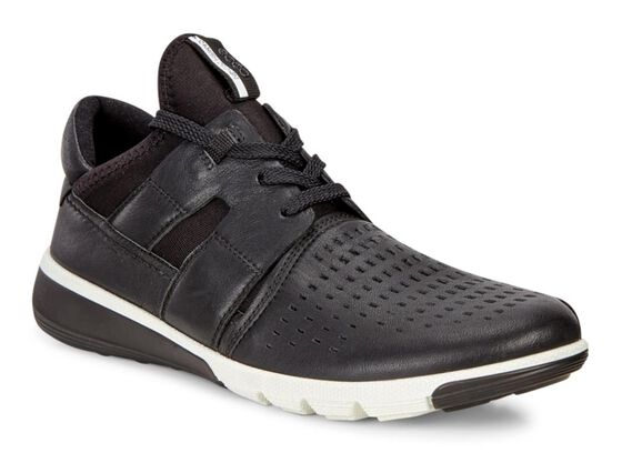 ECCO Mens Intrinsic 2 Perf (BLACK/BLACK)