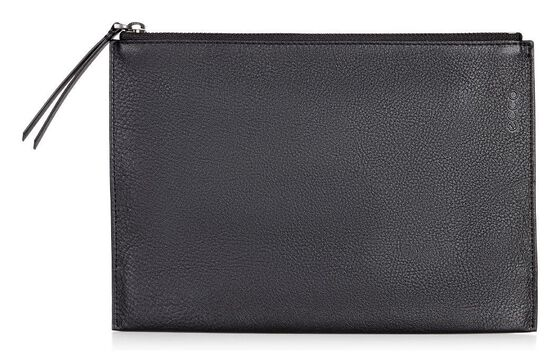 ECCO Sculptured Clutch (BLACK)