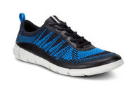 ECCO Mens Intrinsic Knit (BLACK/DYNASTY)