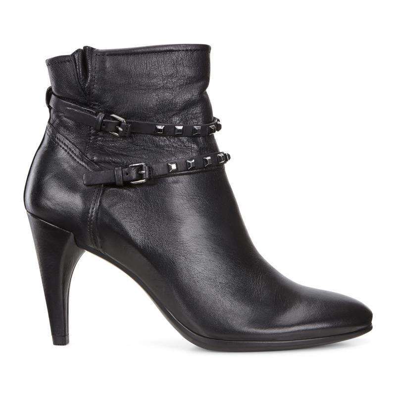 ... ECCO Shape 75 Sleek BootECCO Shape 75 Sleek Boot BLACK/BLACK (51707) ...