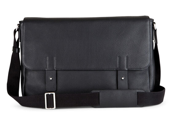 ECCO Ely MessengerECCO Ely Messenger in BLACK (90000)
