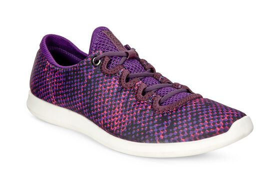 ECCO Sense Sport Sneaker (IMPERIAL PURPLE/IMPERIAL PURPLE)