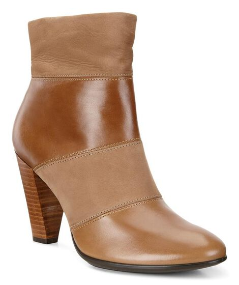 ECCO Shape 75 Modern Boot (CAMEL/CAMEL)