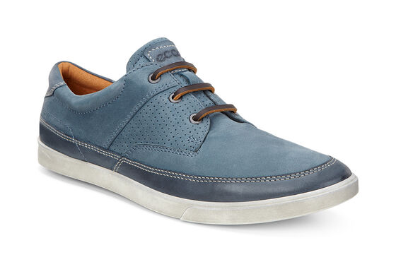 ECCO Collin Nautical Perf (MARINE/DENIM BLUE)