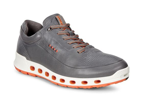 ECCO Mens Cool 2.0 Leather GTXECCO Mens Cool 2.0 Leather GTX DARK SHADOW (01602)