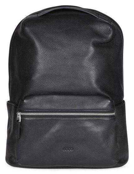 ECCO Gordon Backpack (BLACK/METALLIC)