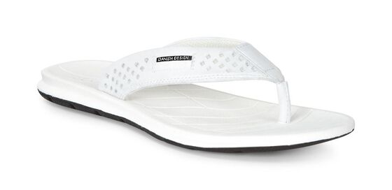 ECCO Womens Intrinsic Tøffel Thong (WHITE)