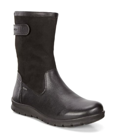 ECCO Babett GTX Boot (BLACK)
