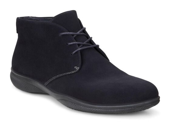 ECCO Grenoble Chukka Boot (NAVY)