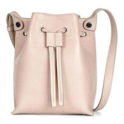 ECCO Sculptured Small Bucket Bag