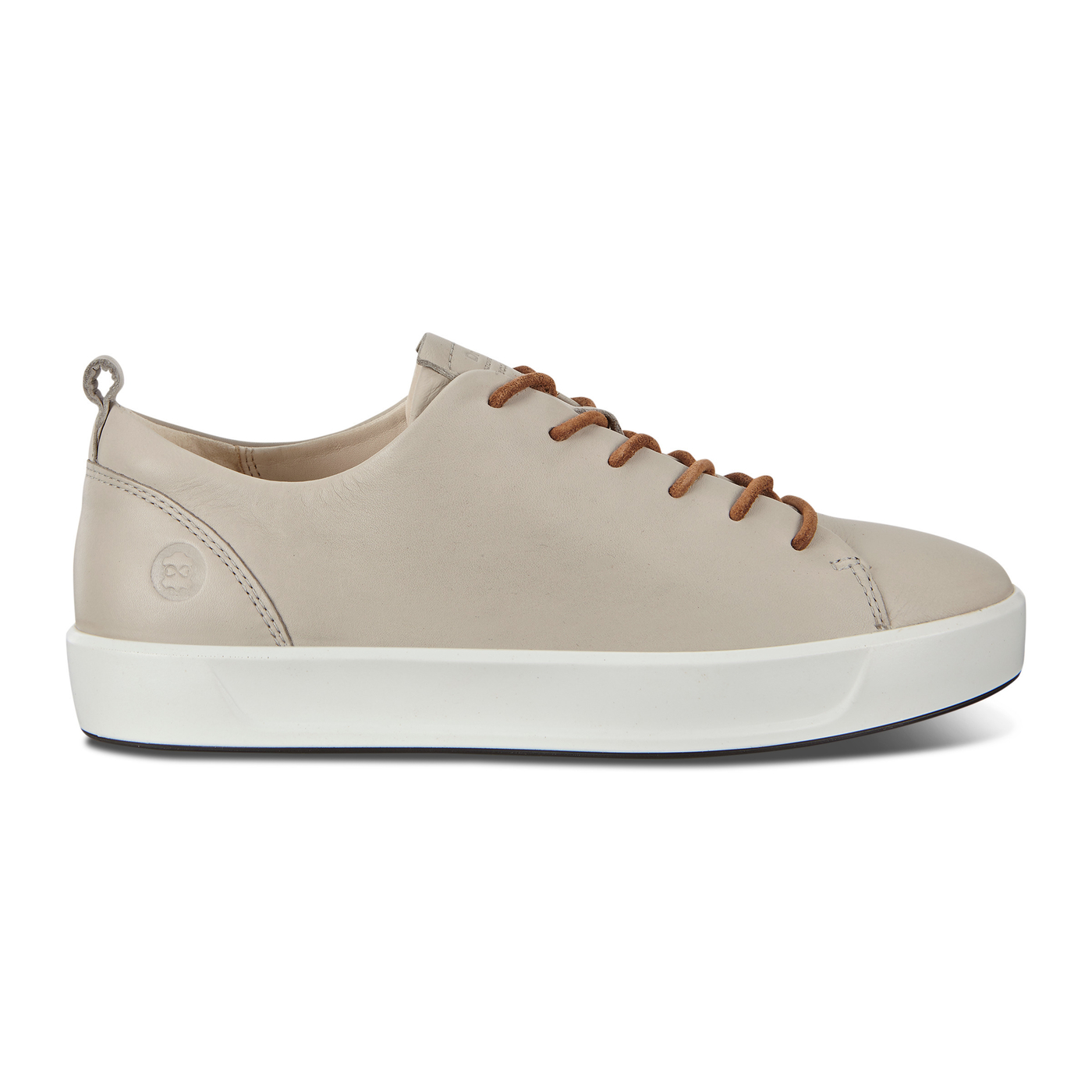 ECCO SOFT 8 Womens DriTan Sneaker Tie