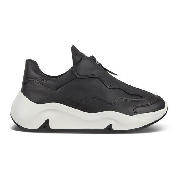 ECCO Chunky Women's Zip Sneaker