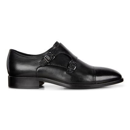 ECCO Vitrus Mondial Men's Double Monk Strap Shoes