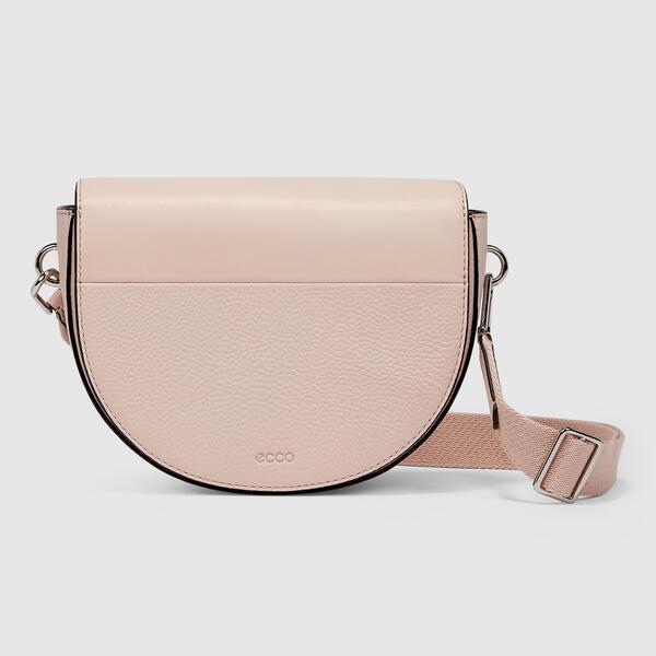 ECCO Textureblock Saddle Bag