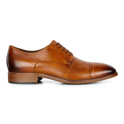 ECCO Vitrus Mondial Men's Cap-Toe Derby Shoes