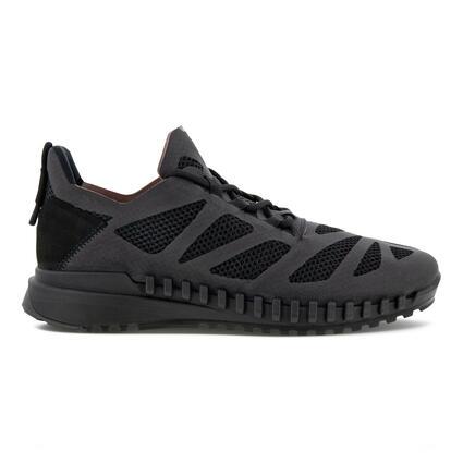 ECCO ZIPFLEX Women's Low Textile Sneaker