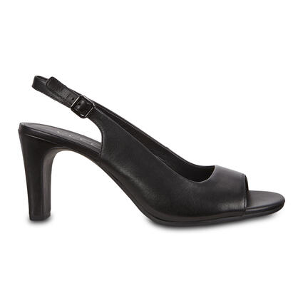 ECCO Elevate 75 Peep-Toe Sleek Sandal
