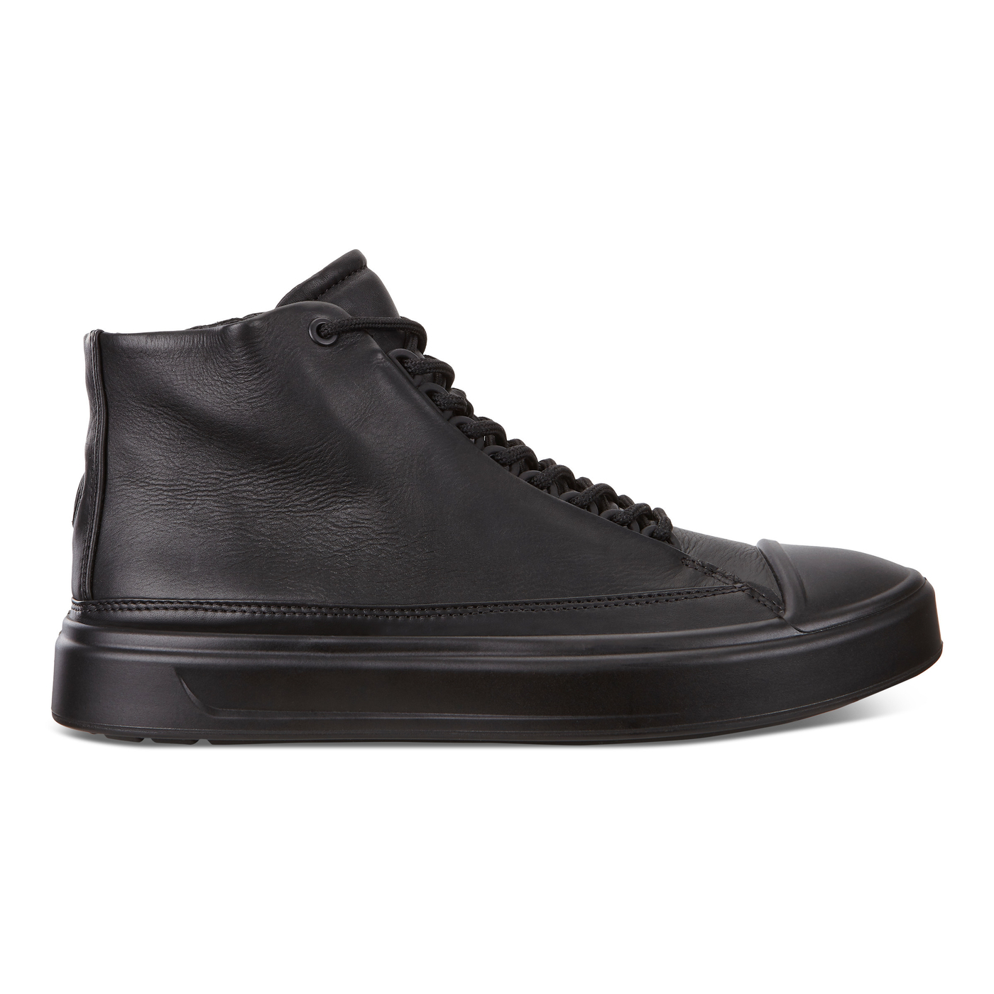 ECCO Flexure T-cap M High Top
