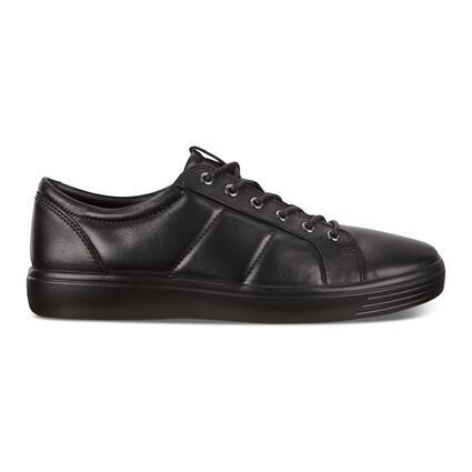 ECCO Soft 7 Men's Padded Leather Sneaker
