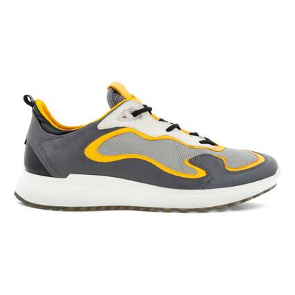 ECCO ST.1 Men's Laced Shoes