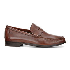 ECCO DRESS MOC Moccasin Slip-o