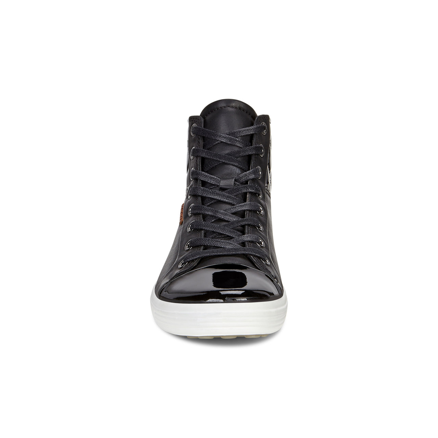 ECCO Soft 7 Quilted High Top