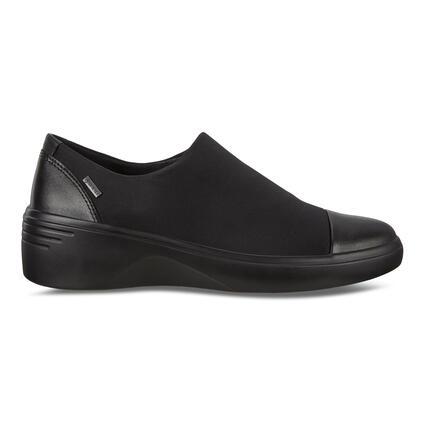 ECCO SOFT 7 WEDGE Women's Slip-on Shoes GTX