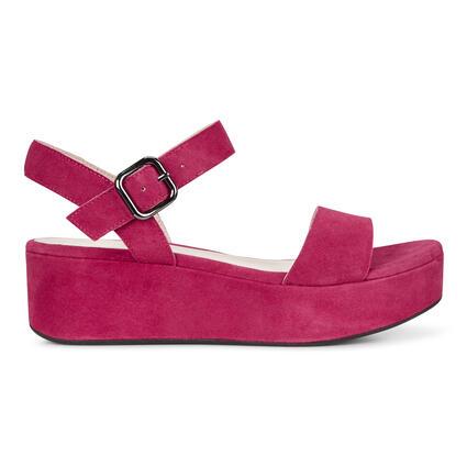ECCO Elevate Plateau Flat Women's Sandal