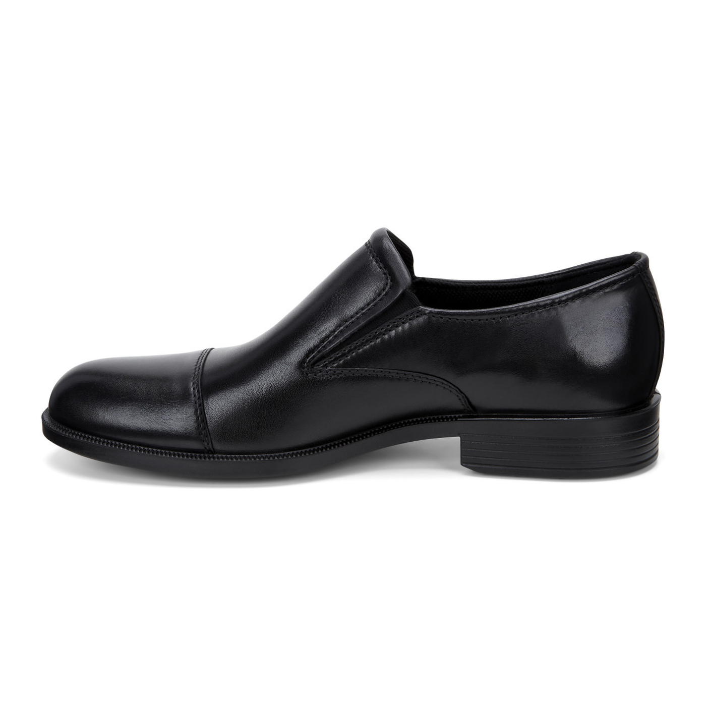 ECCO Harold Cap Toe Slip On