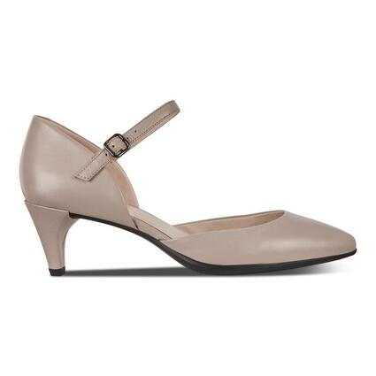 ECCO Shape 45 Pointy Sleek Ankle Strap Pump