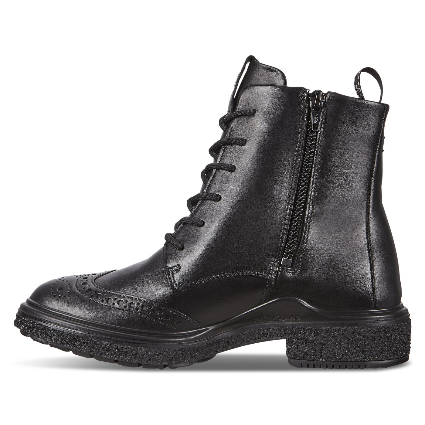 ECCO CREPETRAY HYBRID WOMENS LACE-UP BOOT GTX