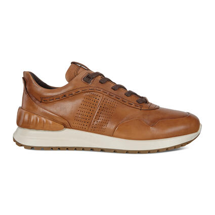 ECCO Astir Men's Embossed Leather Shoes