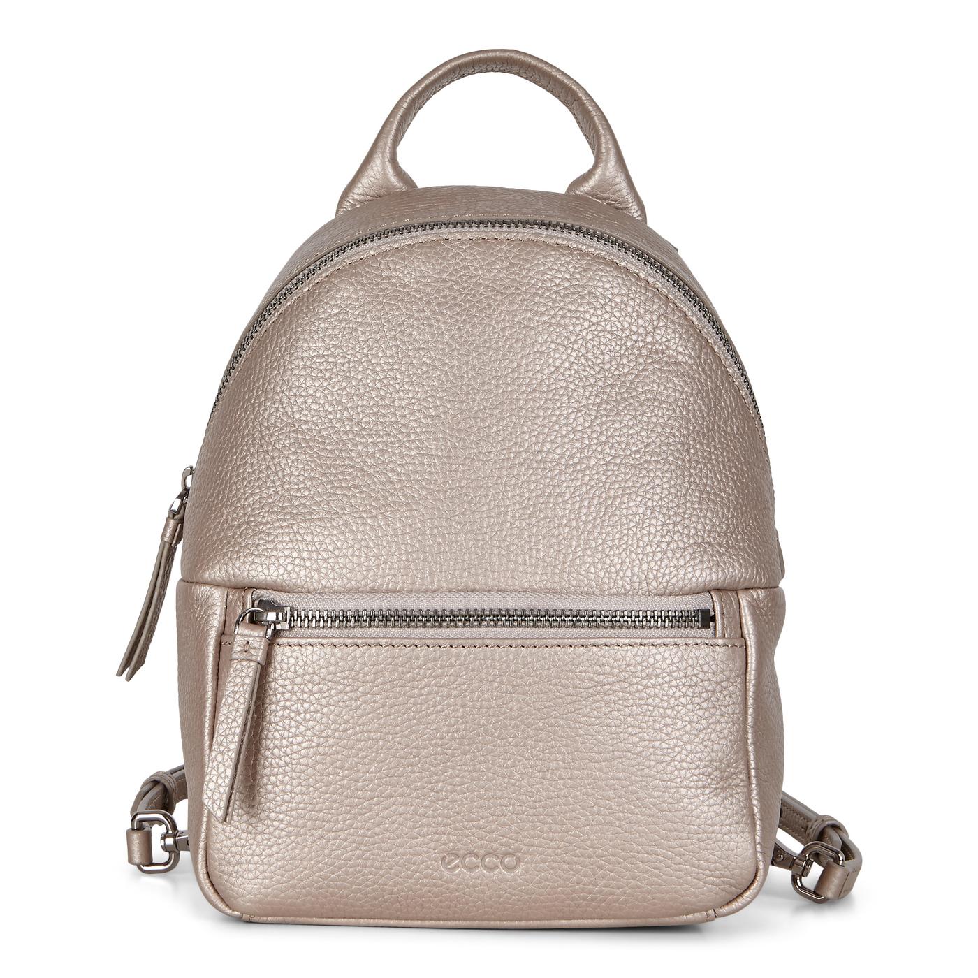 ECCO SP 3 Mini Backpack Metallic