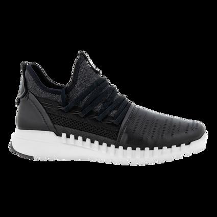 ECCO ZIPFLEX Women's Low Leather/Textile Sneaker