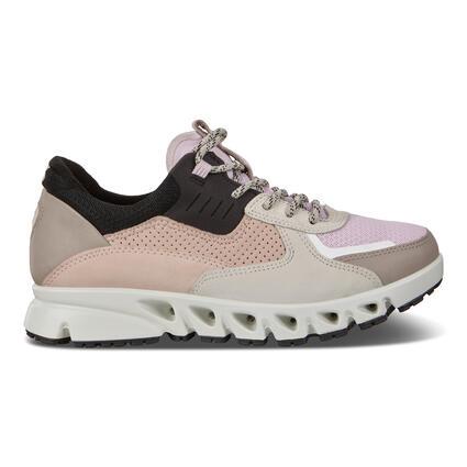 ECCO MULTI-VENT Womens Multicolour Outdoor Sneaker GTX