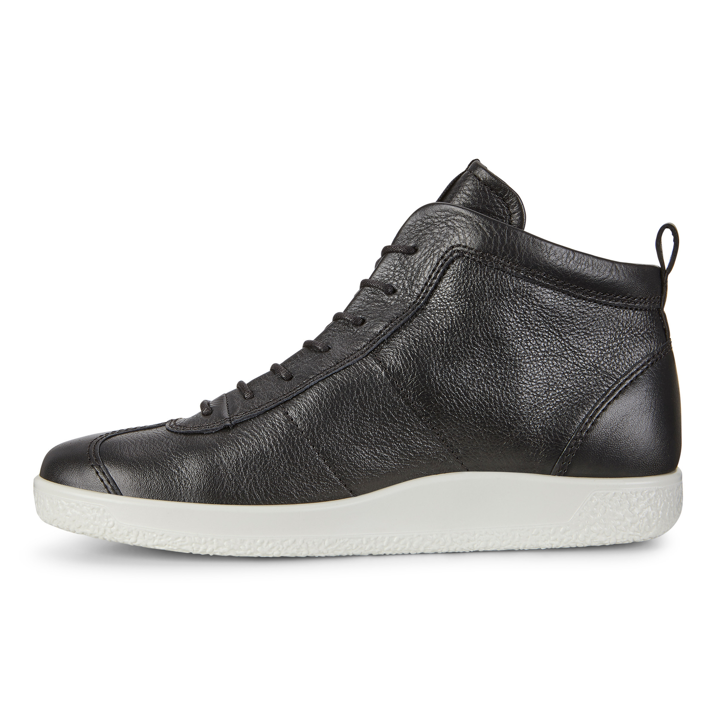 ECCO Mens Soft 1 High Top