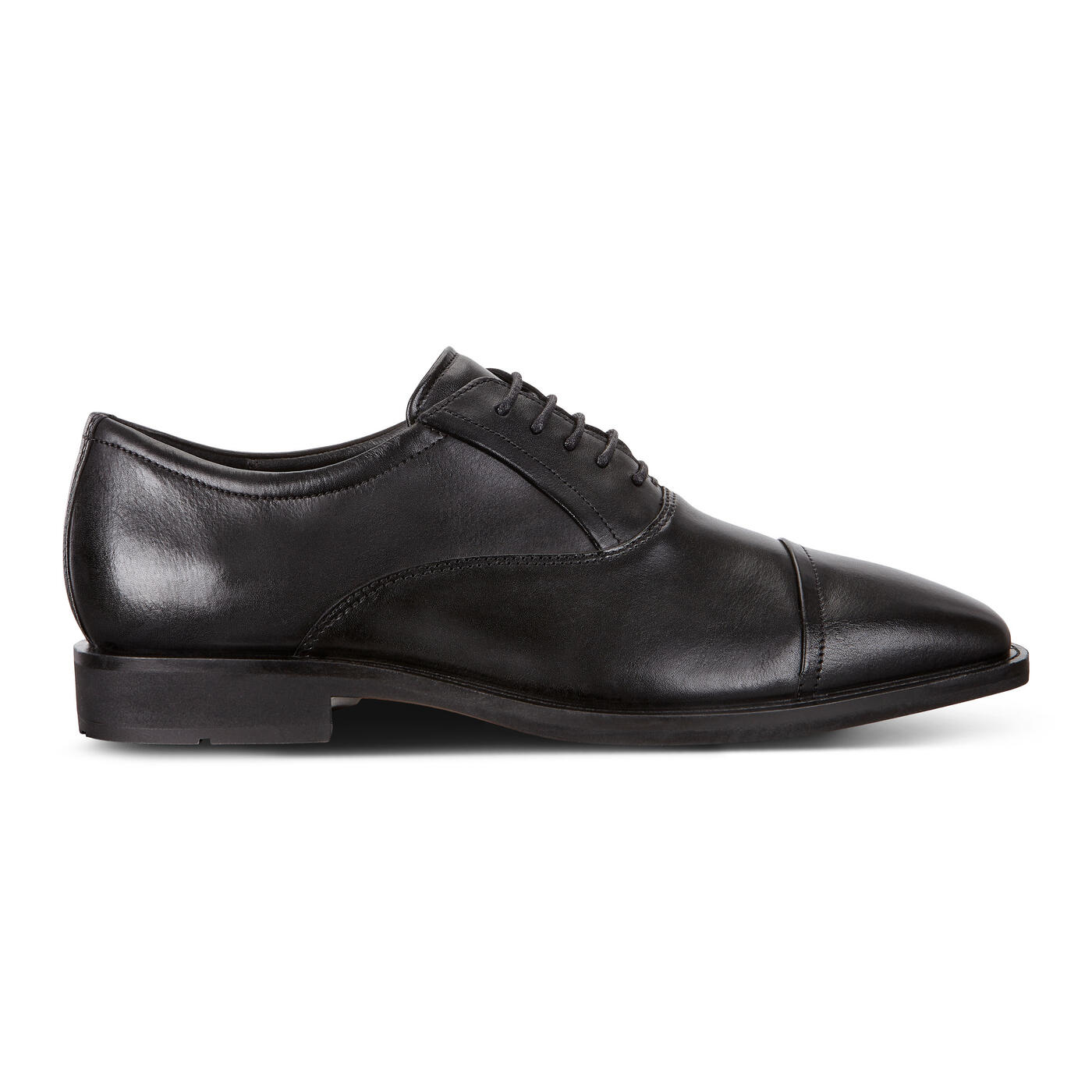 ECCO CALCAN Cap Toe Tie Oxford
