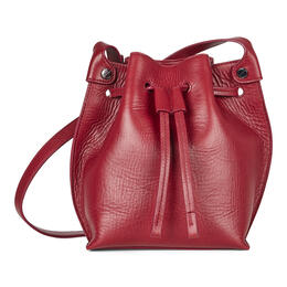 ECCO Sculptured Small Bucket Bag