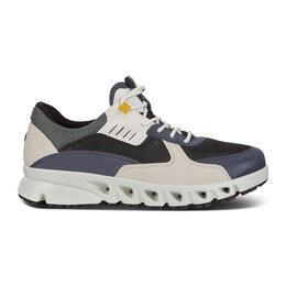 ECCO MULTI-VENT Mens Multicolour Outdoor Sneaker GTX