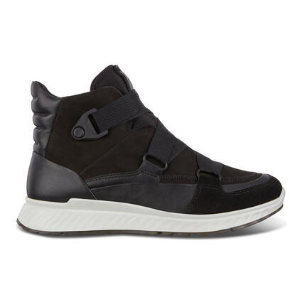 ECCO ST.1 Womens High Top Strap