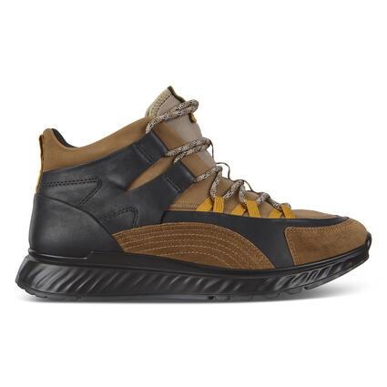 ECCO ST.1 Mens Mid-Cut Sneaker