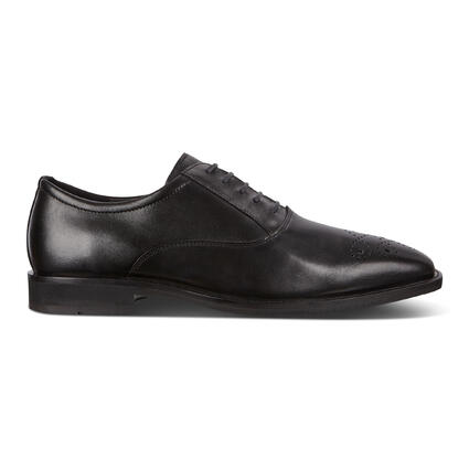 ECCO CALCAN Plain-Toe Oxford