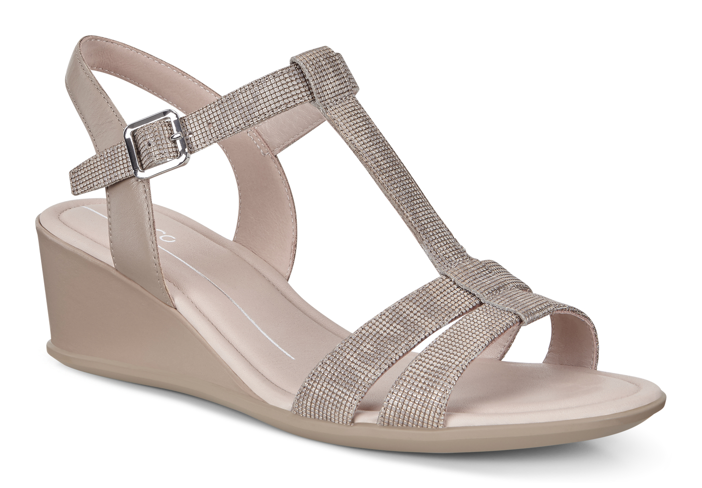 ECCO Shape 35 Wedge T-Strap