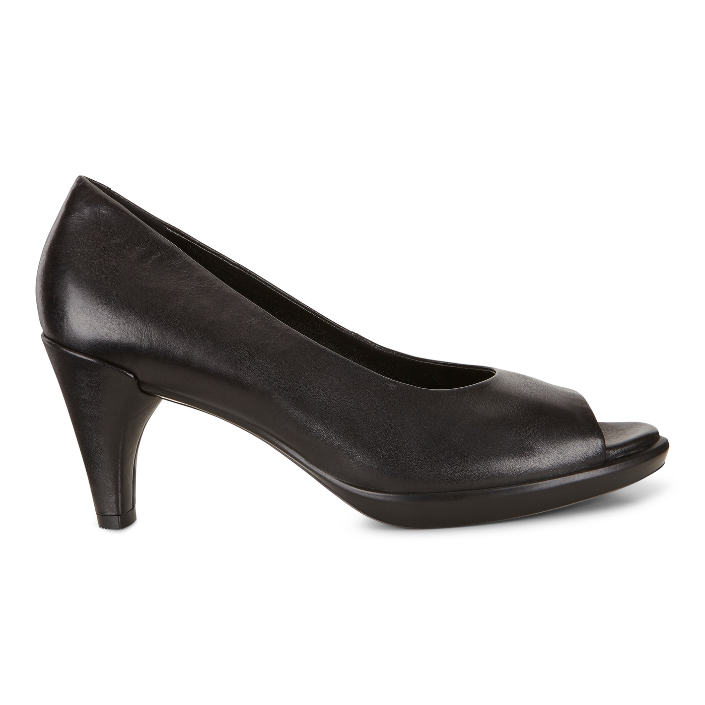 ECCO SHAPE 55 Peep Toe Sleek Pump